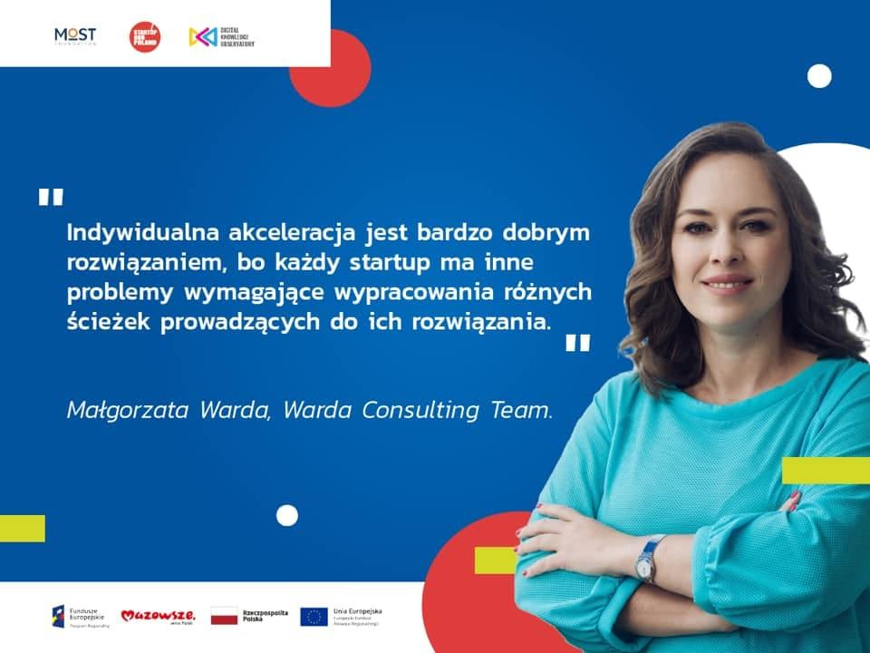 Warda Consulting Team